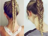 Easy Hairstyles for Middle School 59 Easy Ponytail Hairstyles for School Ideas