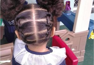 Easy Hairstyles for Mixed Girls Hair Little Girls Hair Style