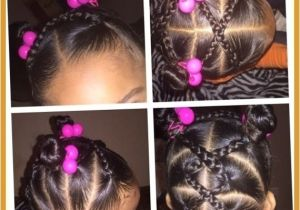 Easy Hairstyles for Mixed Girls Hair Mixed Girl Hairstyles Pinterest