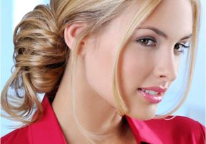 Easy Hairstyles for Moms with Long Hair Women S Hairstyles Easy Loose Updos Hairstyles for Work