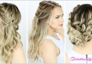Easy Hairstyles for Prom to Do by Yourself Easy Do It Yourself Prom Hairstyles Allnewhairstyles