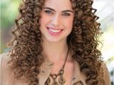 Easy Hairstyles for Really Curly Hair Gorgeous Hairstyles for Girls with Really Curly Hair