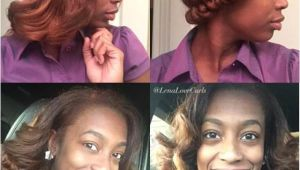 Easy Hairstyles for Relaxed African American Hair This Simple Technique = Bomb Curls Black Hair Information