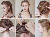 Easy Hairstyles for School for Teenage Girls Cute Girls Hairstyles for School Easy