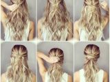 Easy Hairstyles for School Girls Step by Step 30 Step by Step Hairstyles for Long Hair Tutorials You