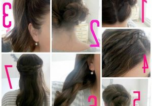 Easy Hairstyles for School Girls Step by Step Simple Girl Hairstyles for School