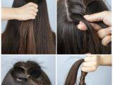 Easy Hairstyles for School Pictures Easy Hair Ideas for School Braid Bun Beauty Haircut