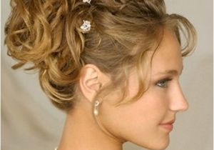 Easy Hairstyles for Short Curly Hair to Do at Home Easy to Do Curly Hairstyles
