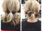 Easy Hairstyles for Short Hair Down 126 Best Girls Hair Styles Images