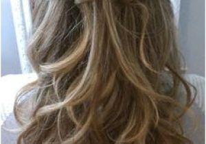Easy Hairstyles for Short Hair Down Easy Thin Half Up Half Down Weddinghairstyleshalfuphalfdown