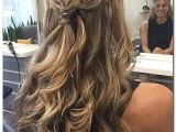 Easy Hairstyles for Short Hair for Homecoming Easy Hairstyle Half Up Half Down Beautyhairstyles