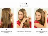 Easy Hairstyles for Short Hair Heatless Beautiful Quick and Easy Heatless Hairstyles for Long Hair