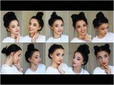 Easy Hairstyles for Short Hair Tumblr 10 Easy Bun Hairstyles Tumblr Inspired