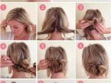 Easy Hairstyles for Short Hair Tutorials 18 Disadvantages Easy Updos for Short Hair Tutorials and How You