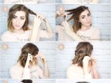 Easy Hairstyles for Short Hair Tutorials Pin by Pam Keis On Hair