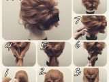 Easy Hairstyles for Short Hair Up Updo Hairstyles for Short Hair Luxury Easy Hairstyles for Short Hair