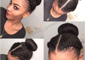Easy Hairstyles for Short Relaxed Hair Simple Hairstyle for Protective Hairstyles for Relaxed