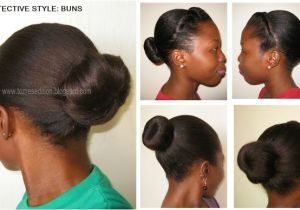 Easy Hairstyles for Short Relaxed Hair tomes Edition Protective Hairstyles for Relaxed Texlaxed