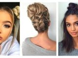Easy Hairstyles for Shoulder Length Hair without Heat Unique Easy Hairstyles Medium Hair for School Quick and