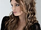 Easy Hairstyles for Straight Hair at Home Easy Curly Hairstyles to Do at Home Fave Hairstyles