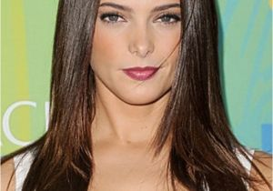 Easy Hairstyles for Straightened Hair Medium Straight Hairstyles
