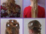 Easy Hairstyles for Teenage Girl Easy Hairstyles for School for Teenage Girls Step by Step