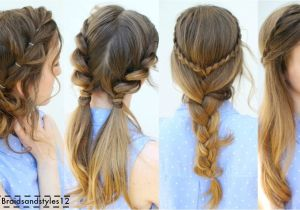 Easy Hairstyles for the Summer 4 Easy Summer Hairstyle Ideas