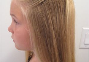 Easy Hairstyles for Tweens Simple Tween Look Babes In Hairland