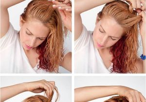 Easy Hairstyles for Wet Long Hair Get Ready Fast with 7 Easy Hairstyle Tutorials for Wet