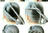 Easy Hairstyles Homemade 10 Diy Back to School Hairstyle Tutorials Jhallidiva