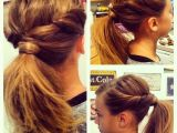 Easy Hairstyles In A Ponytail 10 Cute Ponytail Ideas Summer and Fall Hairstyles for