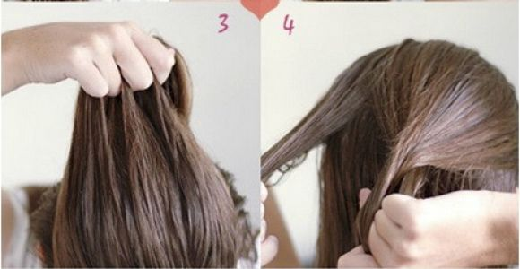 Easy Hairstyles In Steps Simple Hairstyles for Long Hair Step by Step