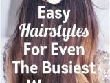 Easy Hairstyles In the Morning 17 Best Images About Hair On Pinterest