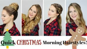 Easy Hairstyles In the Morning 5 Quick and Easy Morning Hairstyles