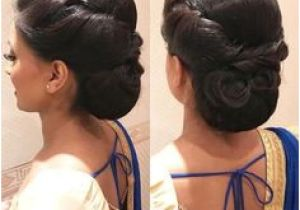 Easy Hairstyles Juda 34 Best Hairstyles with Saree Images On Pinterest
