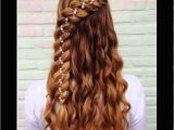 Easy Hairstyles Made by Myself 14 Inspirational Easy Hairstyle for Long Hair at Home
