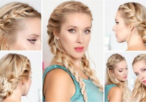 Easy Hairstyles No Braiding No More Tears with Cute Hairstyles for School