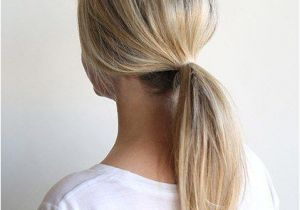 Easy Hairstyles Pony Trend Alert 3 Easy Ways to Wear A Low Pony Hairstyles