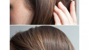 Easy Hairstyles Pulled Back 20 Life Changing Ways to Use Bobby Pins H A I R S T Y L E S