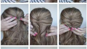 Easy Hairstyles Step by Step Instructions Curly Side Ponytail for Step by Step Instructions Go to