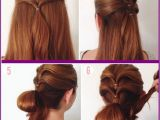Easy Hairstyles Step by Step Instructions Prom Hairstyles Step by Step Instructions Hairstyles