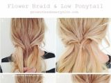 Easy Hairstyles that Look Complicated 1000 Ideas About Rose Braid On Pinterest