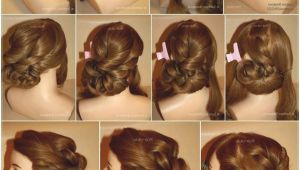 Easy Hairstyles to Do at Home Step by Step Dailymotion Pretty Good Easy Hairstyles to Do at Home Step by Step Dailymotion