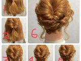 Easy Hairstyles to Do at Home Step by Step for Short Hair Short Hair Updo …