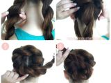 Easy Hairstyles to Do for A Night Out Easy to Do Hair for Office Church Wedding Special event Fun Flirty