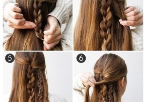 Easy Hairstyles to Do In 5 Minutes 10 Easy Hairstyles In 5 Minutes