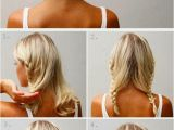 Easy Hairstyles to Do In Car Pin by Nikte Val Car On Peinados Cabello Pinterest