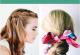 Easy Hairstyles to Do In the Morning 25 5 Minute Hairdos that Will Transform Your Morning