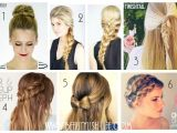 Easy Hairstyles to Do In the Morning Beautylish Life Favorite Back to School Hairstyles Easy