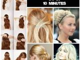 Easy Hairstyles to Do In the Morning for School 6 Easy Hairstyles for Mums On the Go
